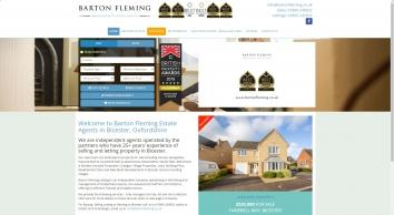 Barton Fleming , Bicester