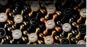 Barber Wilsons & Co Ltd | Making taps that don't come back for customers who do
