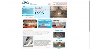 Loft Conversions Nottingham, Derby, Mansfield and More