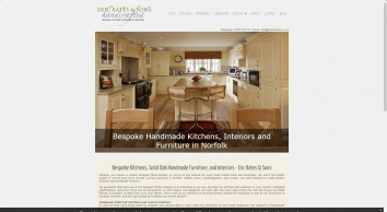 Bespoke Designer Kitchens | Handmade Kitchens, Norfolk, Norwich, UK