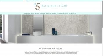 Bathrooms Bath and Bradford-on-Avon   Bathrooms at No 5