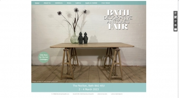 Bath Decorative & Antiques Fair