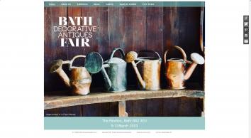 Bath Decorative Antiques Fair - Get a Free Ticket