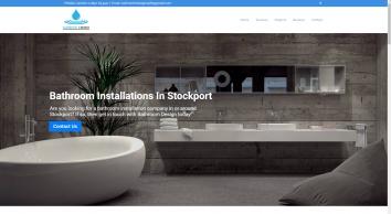 Bathroom design & Installation in Stockport Bathroom Design Ltd