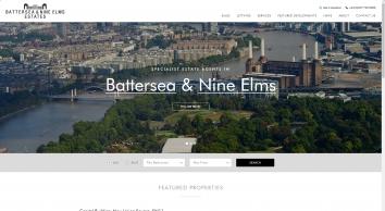 Battersea Nine Elms Estates