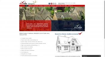 Bauwer Vimark Renders and Insulation