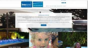 North Devon Hot Tubs Sales and Hire from Bay Spas