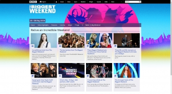 BBC Music Presents The Biggest Weekend - BBC