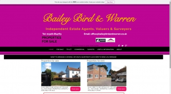 Bailey Bird & Warren