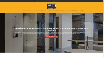 B D Contracts Scotland