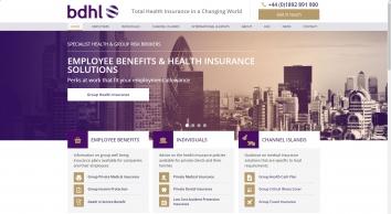 BDHL   Employee Benefits & Private Health Insurance Brokers   Kent