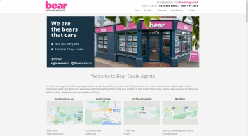 Bear Estate Agents, Southend On Sea - Sales