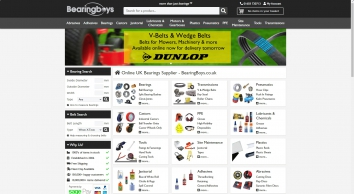 Leading Online Provider of Bearings and Power Transmission Components