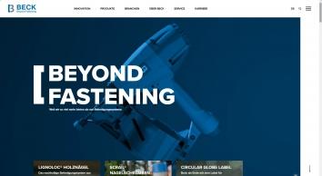 Raimund Beck KG Wire Staples Company