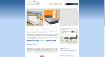 Backcare Beds