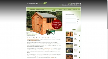 Countrywide Sheds