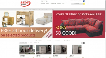 Beds Direct Trade Warehouse