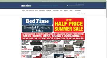 Bedtime Superstores Sales Ltd