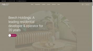 Beech Holdings Investments LTD