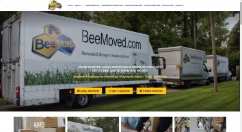 Removals Brighton | Hove | Sussex - Bee Moved