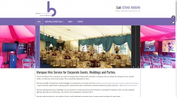 Bees Marquee Hire