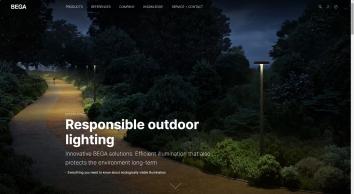 BEGA · Das gute Licht.
