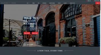 Bel & the Dragon- Longshot Country Inns Ltd