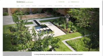 Garden Landscaping & Landscape Design London