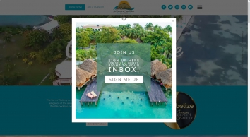 Home - St.George\'s Caye Resort - Belize