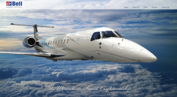VIP Aircraft Interiors by Bell Bespoke UK | Home