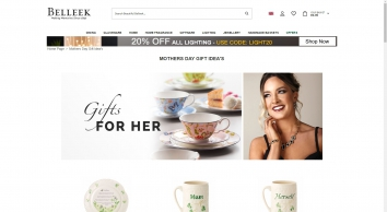 Gifts for Her | Buy Now at Belleek.com