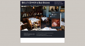 Bell\'s Diner and Bar Rooms