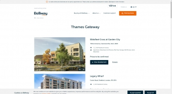 New homes for sale in Waltham Abbey, London from Bellway Homes