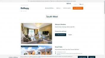 Bellway Homes | New homes for sale in Bath, Somerset