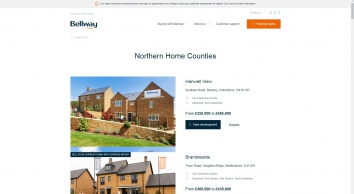 Bellway Homes - New homes for sale in Aston Clinton, Buckinghamshire