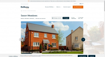 Bellway Homes | New homes for sale in Bicester, Oxfordshire