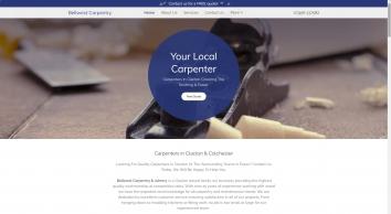 carpenters in clacton