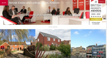 Belvoir Andover Estate Agents