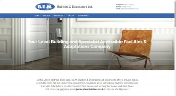 Bem Builders and Decorators LTD