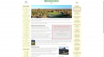 Benenden Village