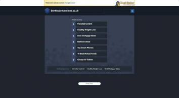 Bently Conversions