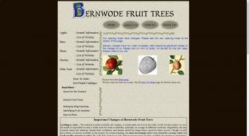 Bernwode Fruit Trees