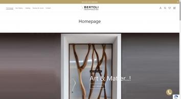 Atelier Bruno Bertoli