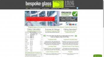 Bespoke Glass Online