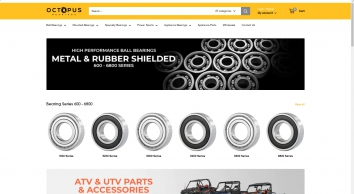 BestBearing Your number choice for highest standard bearings.   - OCTOPUS