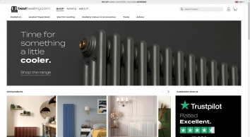 BestHeating - Designer Radiator and Heating Specialists