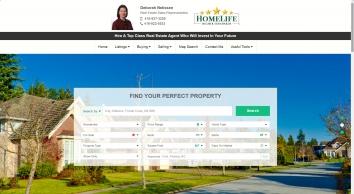 Deborah Nelissen- HomeLife Realty One Ltd., Brokerage real estate agent homes, houses for sale in Toronto, Ontario