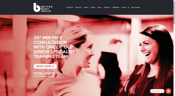 The Better Body Shop Ltd