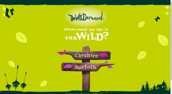 Bewilderwood Adventure Park