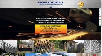 Bexhill Steel Works